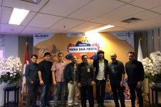 Padi Reborn akan bawakan single terbaru di Pesona Nusa Dua Fiesta 2019