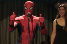 Spider-Man resmi kembali ke Marvel, Tom Holland beri reaksi kocak