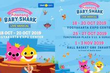 Pinkfong 'Baby Shark' bakal datang ke Indonesia, catat tanggalnya