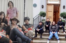 6 Band Indonesia ini pernah rekaman di Abbey Road Studio London