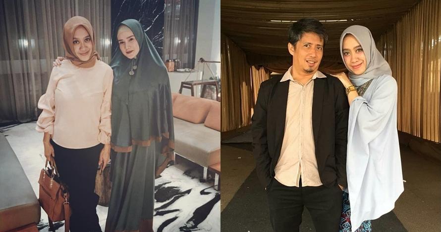 6 Potret buktikan kedekatan Mulan Jameela & istri mantan suami