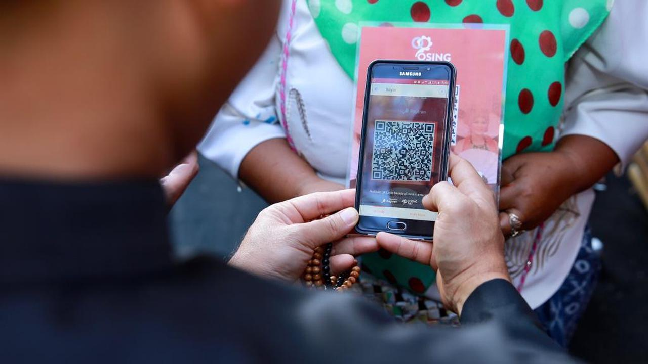 Ada OsingPay, transaksi pedagang pasar di Banyuwangi diharap cashless