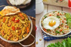 20 Resep nasi goreng sederhana paling enak, spesial dan praktis