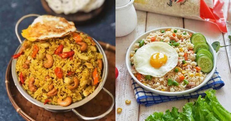 20 Resep Nasi Goreng Sederhana Paling Enak Spesial Dan Praktis