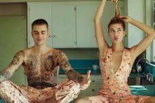 9 Potret Justin Bieber dan Hailey Baldwin jelang pesta pernikahan