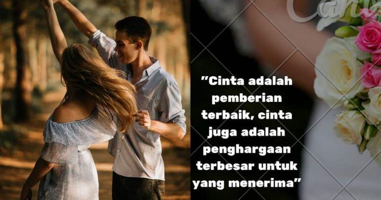 40 Kata Kata Mutiara Cinta Sejati Romantis Dan Menyentuh Hati