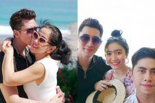 8 Potret liburan keluarga Verrell Bramasta ke Bali, ada Febby Rastanty