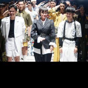 Koleksi terbaru Danjyo Hiyoji terinspirasi busana militer, unik