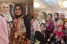 6 Momen Mulan Jameela ikuti pembekalan Anggota DPR RI 2019-2024