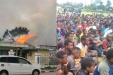 Jokowi sebut kerusuhan Wamena karena kelompok kriminal bersenjata