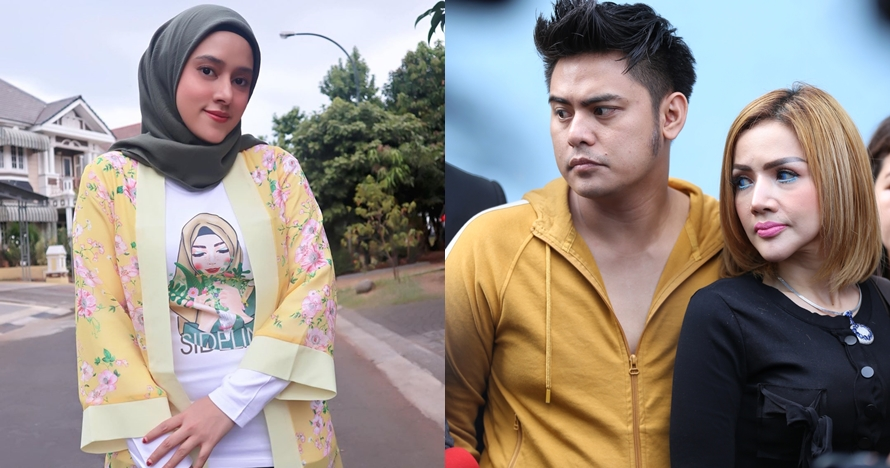 Isu perceraian Galih & Barbie Kumalasari, Fairuz: Bukan urusan gue