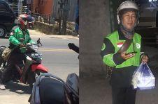 5 Kisah kebaikan penumpang ojek online ke driver, bikin terharu