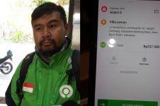 Dapat order pulsa, driver ojek online ini ditipu Rp 400 ribu