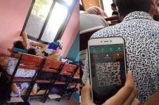 11 Kelakuan antimainstream murid di sekolah, bikin tepuk jidat
