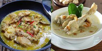 10 Resep opor ayam sederhana, enak dan gurih