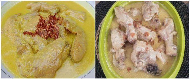 20 Resep opor ayam sederhana, enak dan gurih