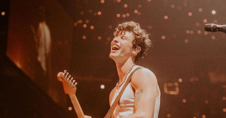 Konser di Indonesia, Shawn Mendes minta disediakan kopi khas nusantara
