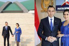 Pesan cinta Aliya Rajasa untuk Ibas yang kembali masuk Senayan