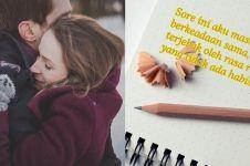 40 Kata-kata cinta terbaik, romantis, sederhana dan bermakna