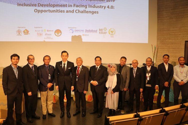 Acara ini mengajak anak muda Indonesia siap hadapi industri 4.0