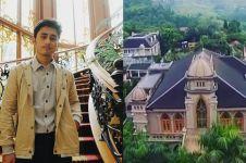 8 Potret rumah mewah sepupu Raffi Ahmad, ada kebun binatang
