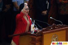 Jadi Ketua DPR, ini isi pidato pertama Puan Maharani