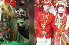 10 Momen tak terduga di foto pernikahan ini bikin lihat dua kali