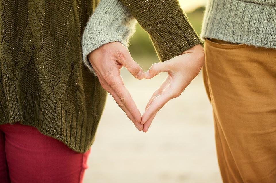 Cinta alay pixabay.com
