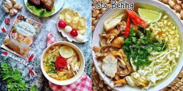 10 Resep soto ayam bening kuning enak, sederhana, dan lezat