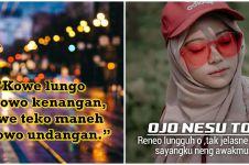 101 Kata-kata cinta bahasa Jawa ini romantis, bikin doi senyum manis