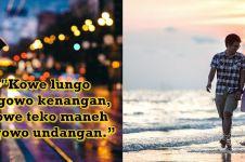 40 Kata-kata cinta bahasa Jawa romantis dan menyentuh hati