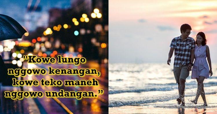 40 Kata Kata Cinta Bahasa Jawa Romantis Dan Menyentuh Hati