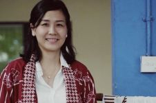 Kembali muncul dengan proyek baru, paras Veronica Tan curi perhatian
