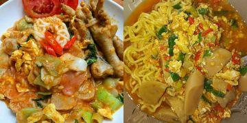 10 Resep seblak Bandung, sederhana, praktis dan enak