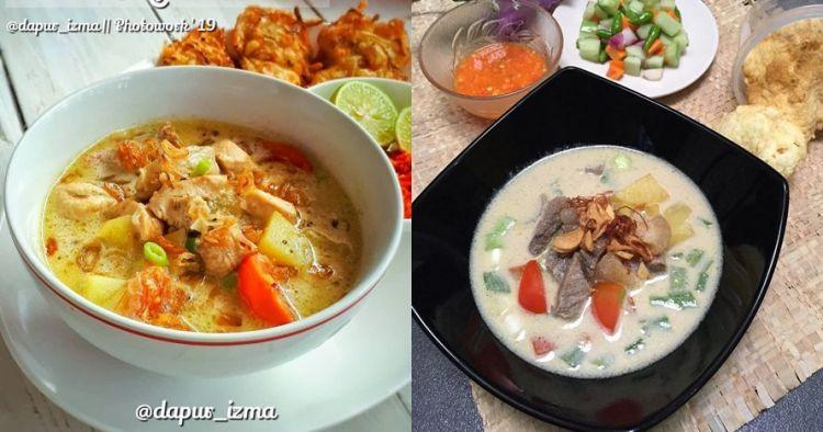 8 Resep soto Betawi, enak, sederhana & mudah dibuat