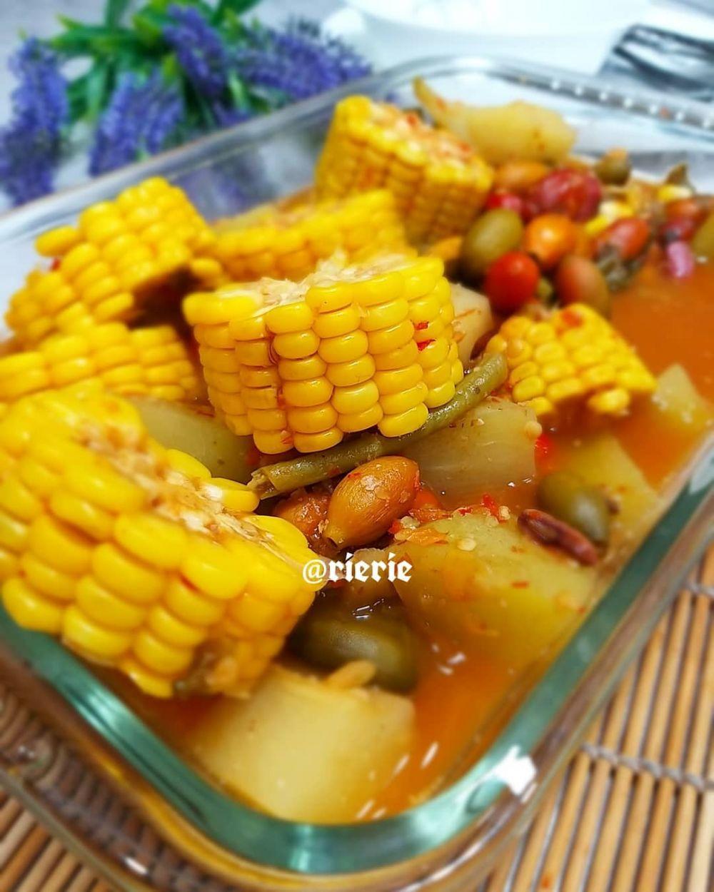 10 Resep sayur asem sederhana Instagram