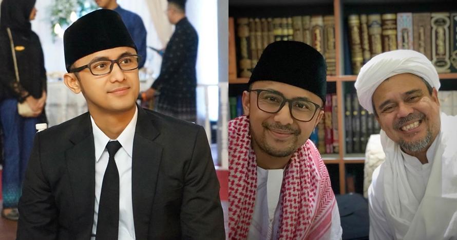 Jalani ibadah umrah, Hengky Kurniawan bertemu dengan Habib Rizieq