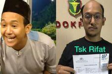 Pesinetron Rifat Umar ditangkap karena narkoba, ini kronologinya