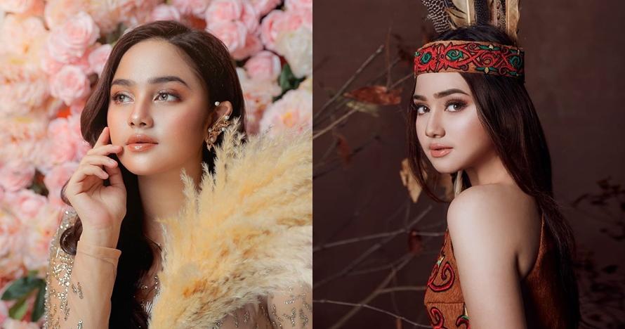 Reaksi bingung Syifa Hadju usai masuk nominasi tercantik dunia 2019