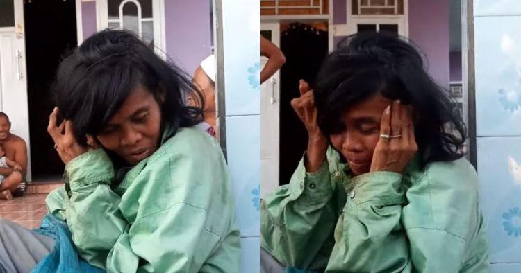 Viral video pengidap gangguan jiwa melantunkan ayat Alquran