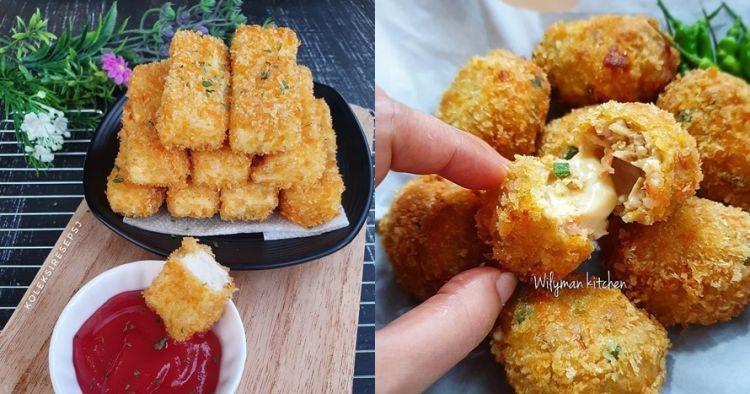15 Resep nugget rumahan, enak, sederhana, dan mudah dibuat