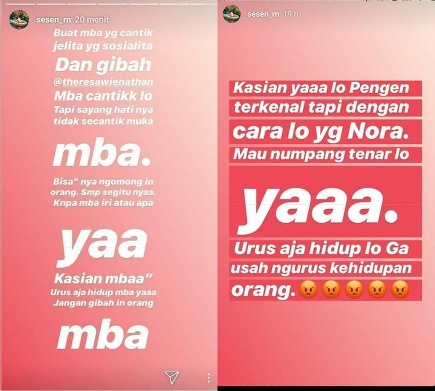 Ini pesan menohok asisten Raffi Ahmad Instagram