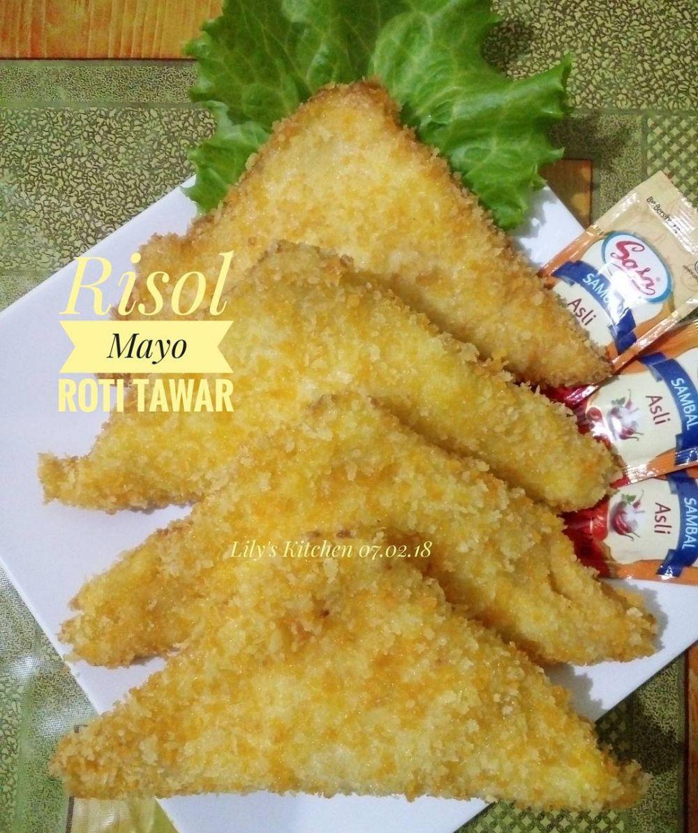 12 Resep risol mayones Instagram