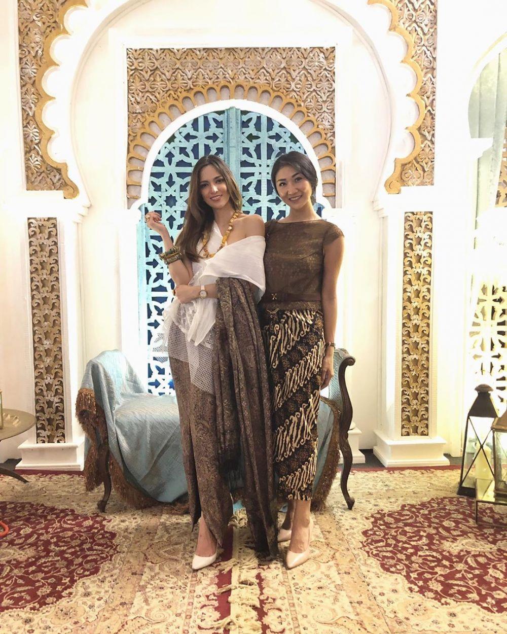Theresa dan Nia Ramadhani  Instagram