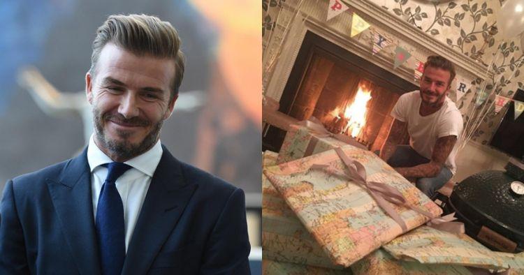 8 Potret rumah David Beckham seharga Rp 541 M, bergaya klasik