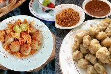 10 Resep cilok Bandung dan bumbu kacang, kenyal dan gurih