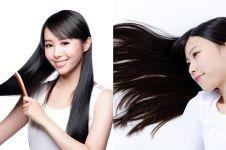 10 Cara menghitamkan rambut secara alami, cepat dan mudah