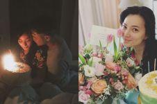 7 Momen Asmirandah dapat kejutan ultah dari Jonas Rivanno, sweet abis
