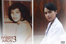 Filmnya segera tayang, ini 10 kemiripan Maudy Ayunda dan Ainun muda