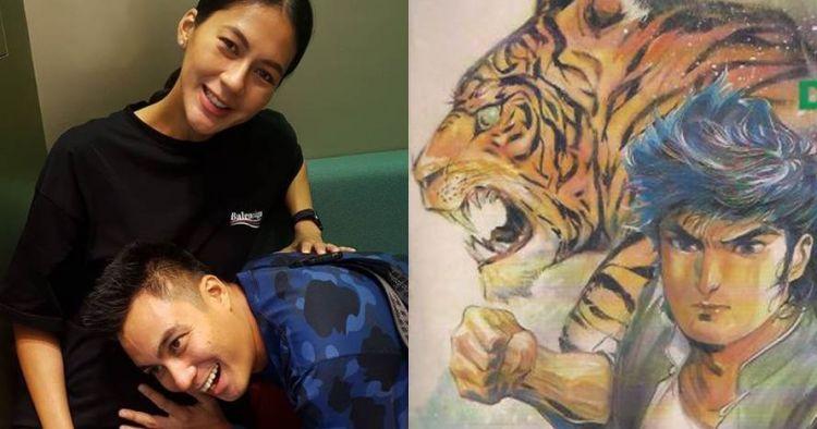 Baim Wong ungkap nama calon anak, terinspirasi dari tokoh komik?